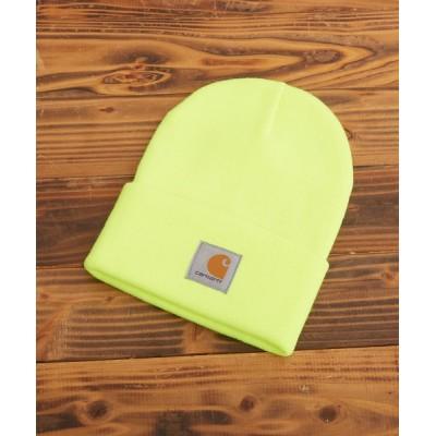 TONE / 【carhartt/カーハート】KNIT CAP(BEY) WOMEN 帽子 > ニットキャップ/ビーニー