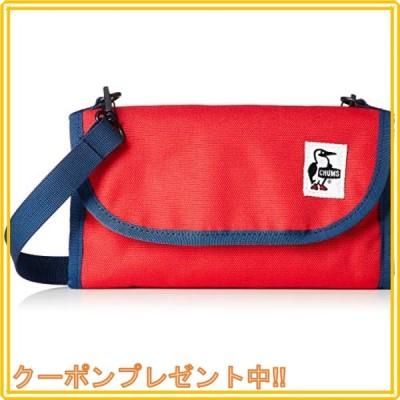 [チャムス] Eco Bellows Pocketbook Shoulder CH60-2476-K001-00