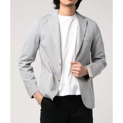 ジャケット テーラードジャケット ELEVENTY / ピケカットオフジャケット