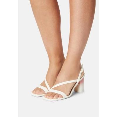 アルド レディース 靴 シューズ ADIEMWEN - Sandals - white