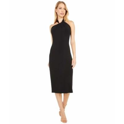 クシュニーエオクス ワンピース トップス レディース Sleeveless Pencil Dress Black