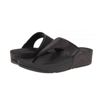 FitFlop フィットフロップ レディース 女性用 シューズ 靴 サンダル Lulu(TM) - Black