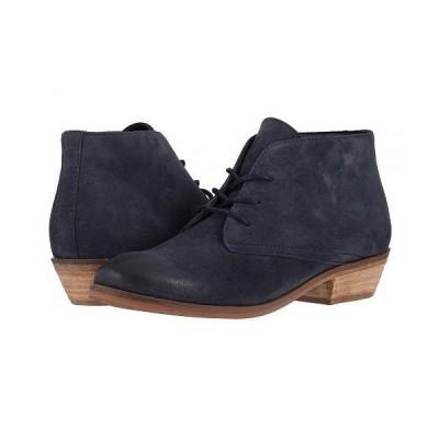 SoftWalk ソフトウォーク レディース 女性用 シューズ 靴 ブーツ チャッカブーツ アンクル Ramsey - Navy