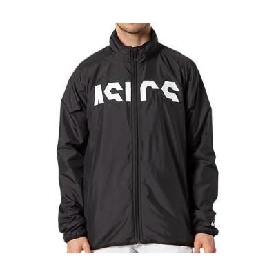 アシックス(asics) メンズ CA裏トリコットブレーカージャケット パフォーマンスブラック 2031D005 001 ウインドブレーカー アウター スポーツ トレーニング