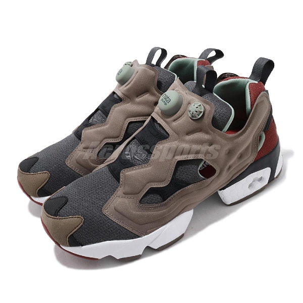 Reebok x VAINL ARCHIVE 休閒鞋 Insta Pump Fury OG MU 咖啡 黑 男鞋 運動鞋 【ACS】 FX2276