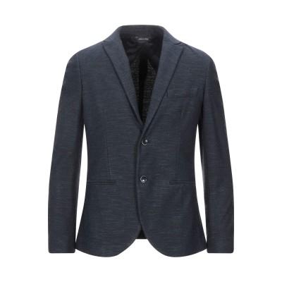 YOON テーラードジャケット ダークブルー 48 コットン 42% / ポリエステル 41% / レーヨン 17% テーラードジャケット