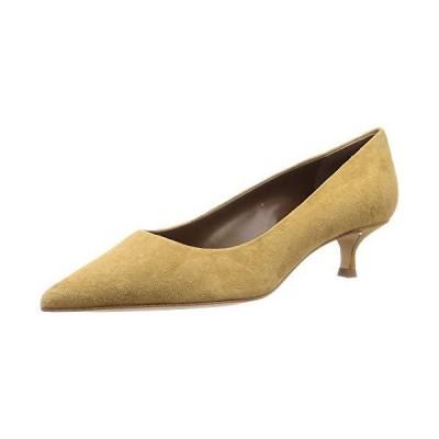 バルダン パンプス、ブーツ等 ポインテッドパンプス レディース ベージュ 24.0~24.5 cm