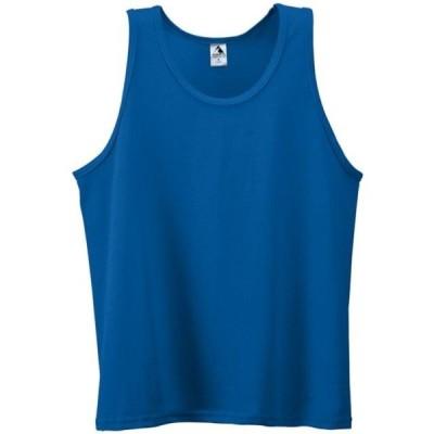 メンズ 衣類 トップス 180 Augusta Sportswear Tank Shirt Men's Poly/Cotton Athletic タンクトップ
