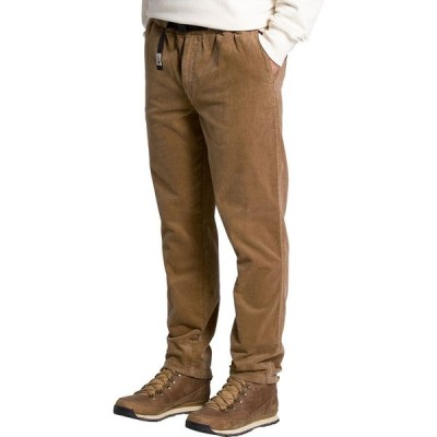 (取寄)ノースフェイス バークレー コード フィールド パンツ - メンズ The North Face Berkeley Cord Field Pant - Men's Utility Brown