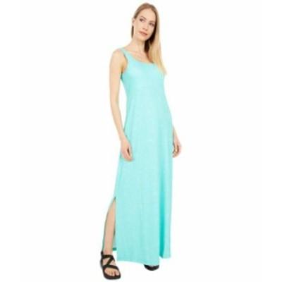 コロンビア レディース ワンピース トップス Freezer¢ Maxi Dress Dolphin Seaside