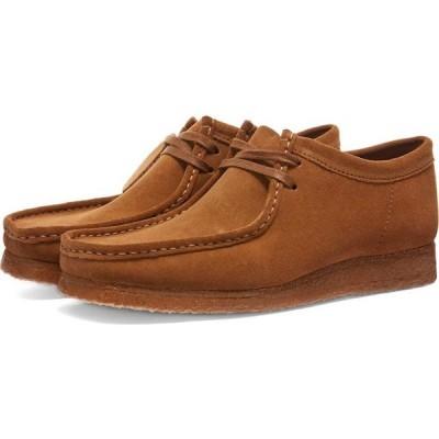クラークス Clarks Originals メンズ シューズ・靴 Wallabee Cola Suede