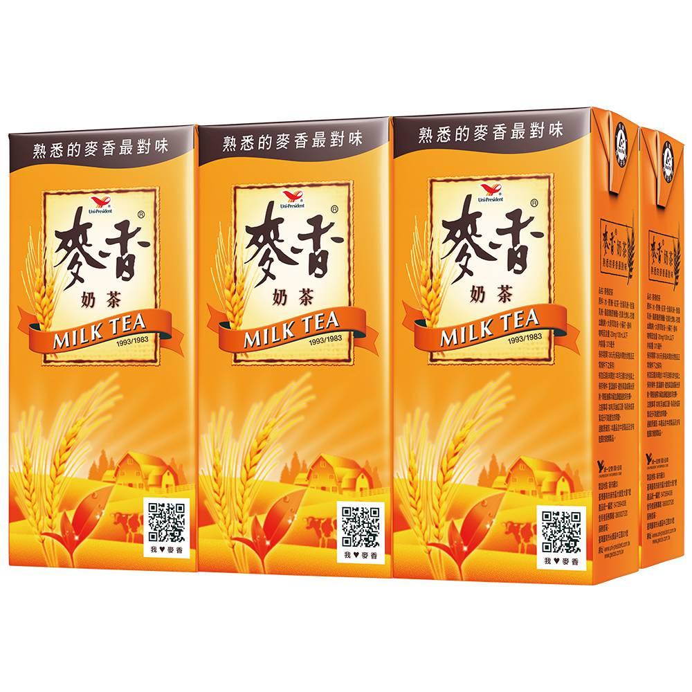 麥香奶茶 TP375ml(六入)