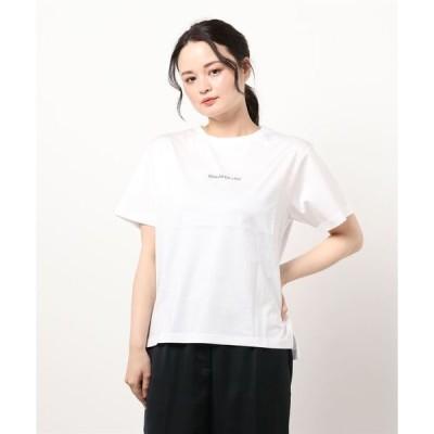tシャツ Tシャツ スタイリングのアクセントに ミニロゴT