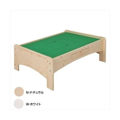 天然木キッズ プレイテーブル 幅120cm JJ-120PT (APIs)
