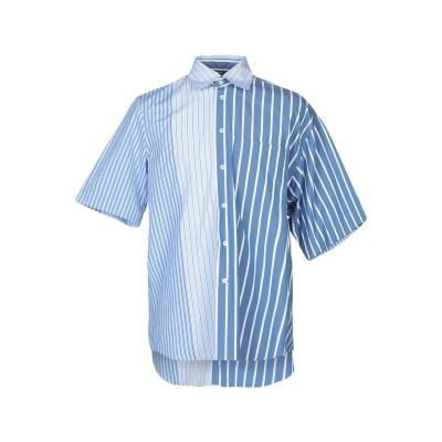 マルニ MARNI シャツ アジュールブルー 46 コットン 100% シャツ