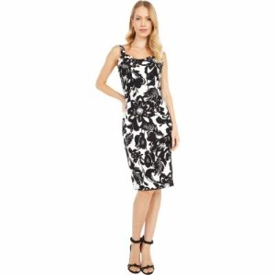 トリーナ ターク Trina Turk レディース ワンピース ワンピース・ドレス Zile Dress Black/White Wash