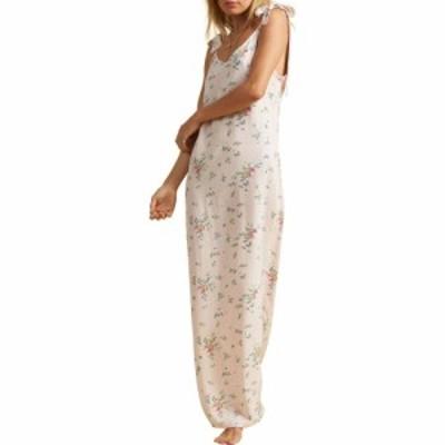 ビラボン BILLABONG レディース パーティードレス マキシ丈 ワンピース・ドレス X The Salty Blonde Beach Party Maxi Dress Peony