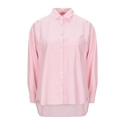 BARBA Napoli シャツ ピンク 40 コットン 100% シャツ