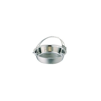 QTL27021 SW 電磁用ツル付チリ鍋 21cm :_