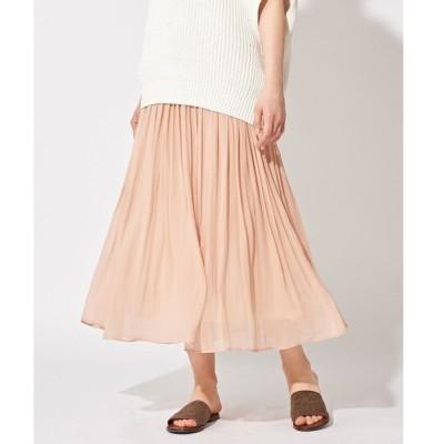 スカート ヨウリュウギャザースカート