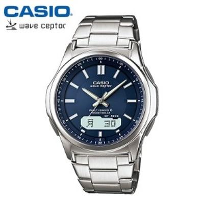 CASIO カシオ電波ソーラー 腕時計 ウェーブセプター 電波時計 WVA-M630D-2AJF 国内正規品