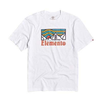 エレメント メンズ シャツ トップス Wanders Short-Sleeve Graphic T-Shirt
