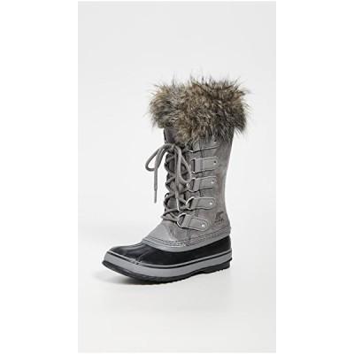 ソレル ブーツ ウィンターブーツ レディースSorel Joan of Arctic BootsQuarry/Black
