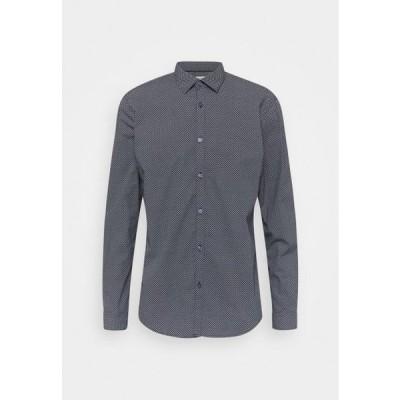 エスプリ メンズ ファッション Shirt - navy