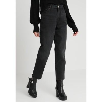 モンキ デニムパンツ レディース ボトムス TAIKI  - Relaxed fit jeans - black