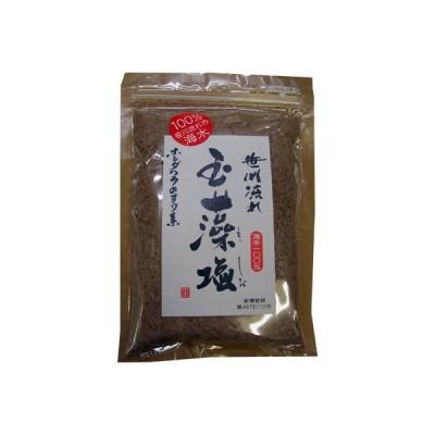 笹川流れの天然塩(玉藻塩150g)