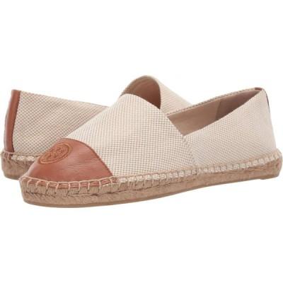 トリー バーチ Tory Burch レディース エスパドリーユ フラット シューズ・靴 Color Block Flat Espadrille Natural/Tan