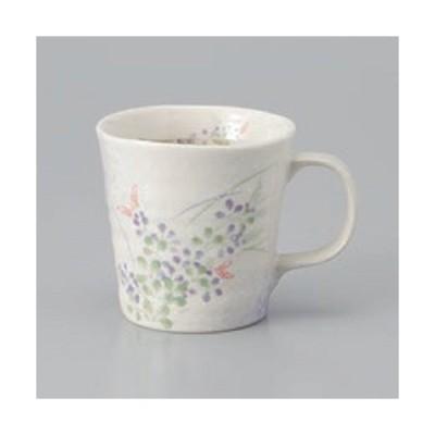 マグカップ 萩 紫(小) ラッピング無料 のし無料