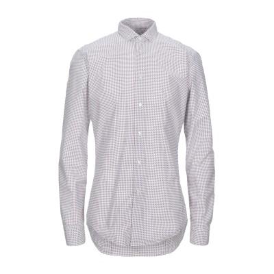 ブライアン デールズ BRIAN DALES シャツ ホワイト 39 コットン 100% シャツ