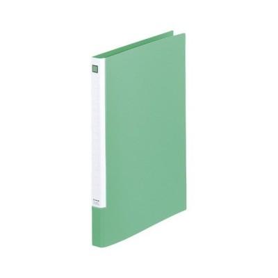 レターファイル スライドイン  A4判タテ型(背幅18〜30mm)  397N 緑