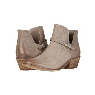 Sam Edelman サムエデルマン レディース 女性用 シューズ 靴 ブーツ アンクル ショートブーツ Palmer - Putty Pirin Waxed Leather
