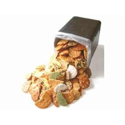 東彰/缶 おまかせこわれせんべい 2kg 簡易包/KB7