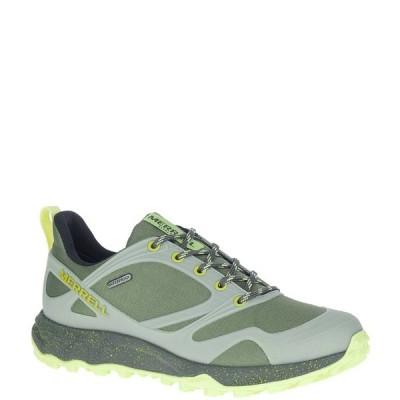 メレル レディース ブーツ&レインブーツ シューズ Altalight Waterproof Hiking Sneakers Lichen