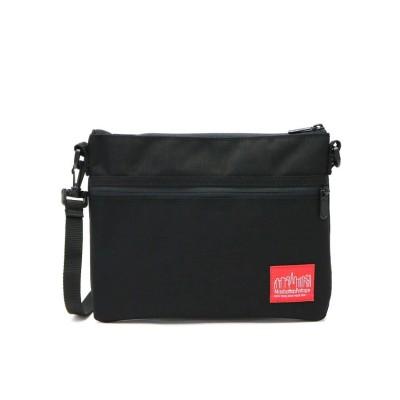 【ギャレリア】 マンハッタンポーテージ サコッシュ Manhattan Portage Harlem Bag ハーレムバッグ 限定 MP1084 ユニセックス ブラック F GALLERIA