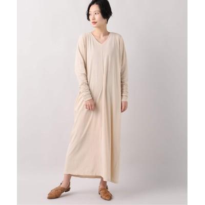 レディース ジャーナルスタンダード レサージュ 【INSCRIRE / アンスクリア】2way Dress:ワンピース ベージュ フリー