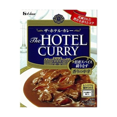ハウス ザ・ホテル・カレー香りの中辛 180g