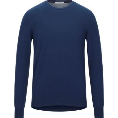 カングラ カシミア KANGRA CASHMERE メンズ ニット・セーター トップス sweater Dark blue