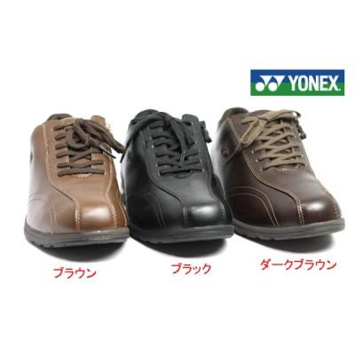 ウォーキングシューズ メンズ YONEX/ヨネックス パワークッション SHW MC30
