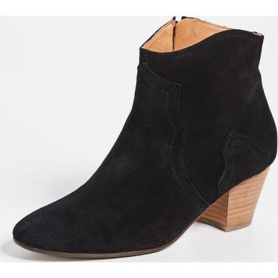 イザベル マラン Isabel Marant レディース ブーツ ショートブーツ シューズ・靴 Dicker Booties Black