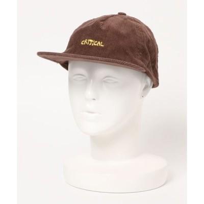 帽子 キャップ CAP/TCSS クリティカルスライド メンズ キャップ 帽子
