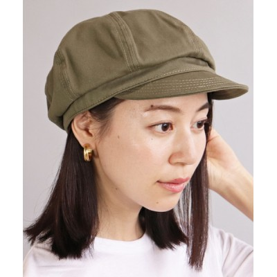 salle de bal / TWILL CAS ツイルキャスケット WOMEN 帽子 > キャスケット