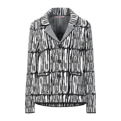 AMELIE RÊVEUR テーラードジャケット ブラック M/L アクリル 75% / レーヨン 10% / ウール 10% / 毛(アルパカ)