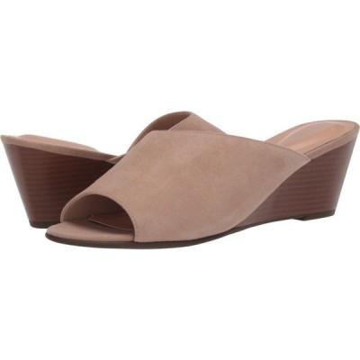 ロックポート Rockport レディース サンダル・ミュール シューズ・靴 Total Motion Taylor Asym Slide Nougat