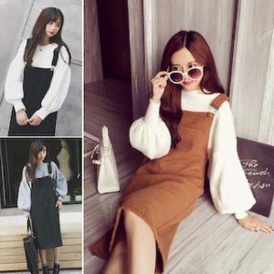 韓国 ファッション セットアップ ニットセットアップ レディース 秋冬 上下セット 秋 上下レディースセットアップ大きいサイズ セットア