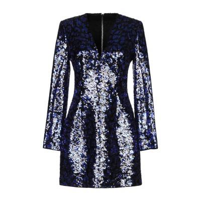バルマン BALMAIN ミニワンピース&ドレス ブライトブルー 36 ポリエステル 100% / レーヨン / アセテート ミニワンピース&ドレス
