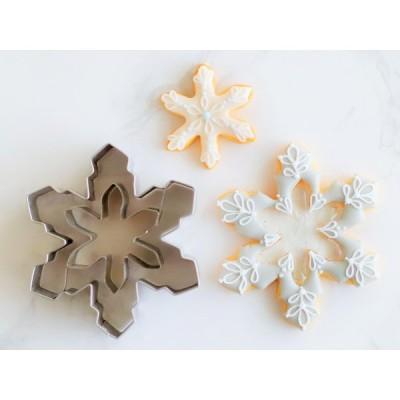 cotta クリスマスクッキー型 雪の結晶 花【お得プライス】